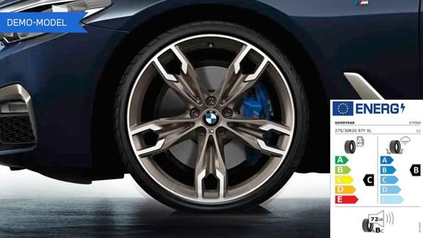G30 & G31 / BMW 5-serie Styling 668M