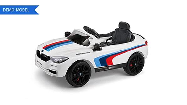 BMW M Sport M4 (elbil)