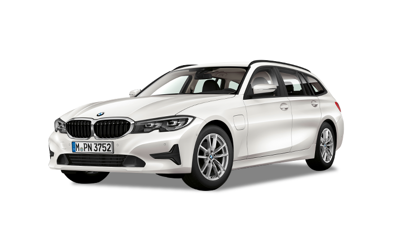 3-serie Touring plug-in hybrid