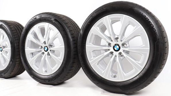 G20 - G22 / BMW 3+4-serie Styling 775, silber