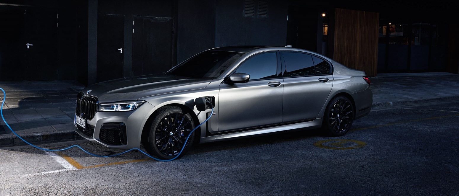 BMW 7-serie Sedan plug-in hybrid