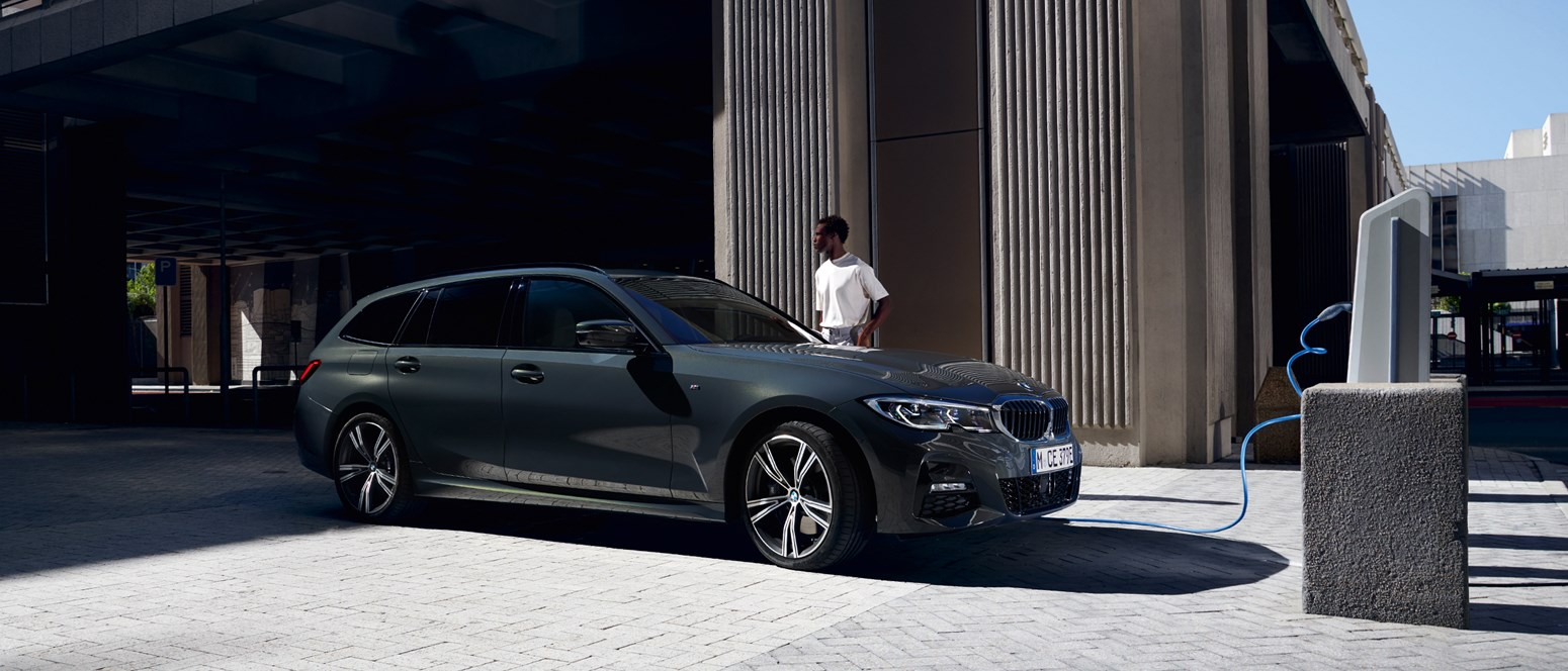 BMW 3-serie Touring plug-in hybrid