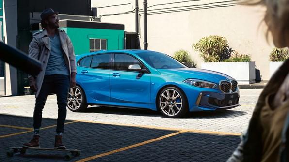 Se vores udvalg af nye BMW privatleasing biler