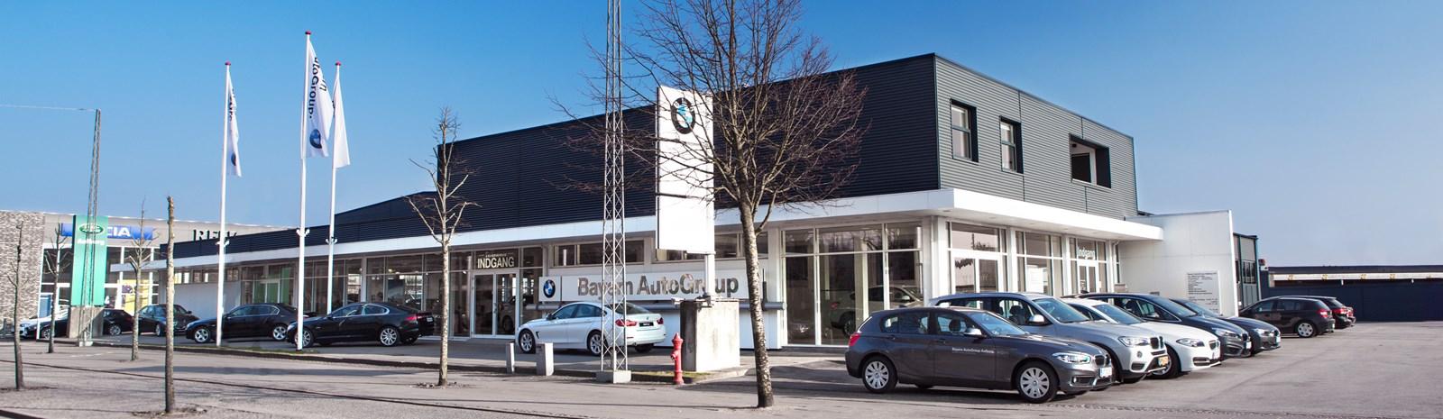 Aalborg Facade 3100X1330