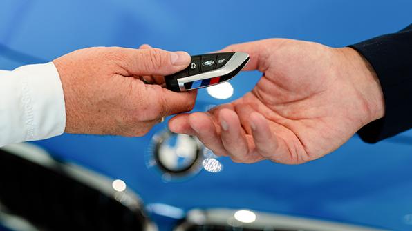 Leasing af BMW