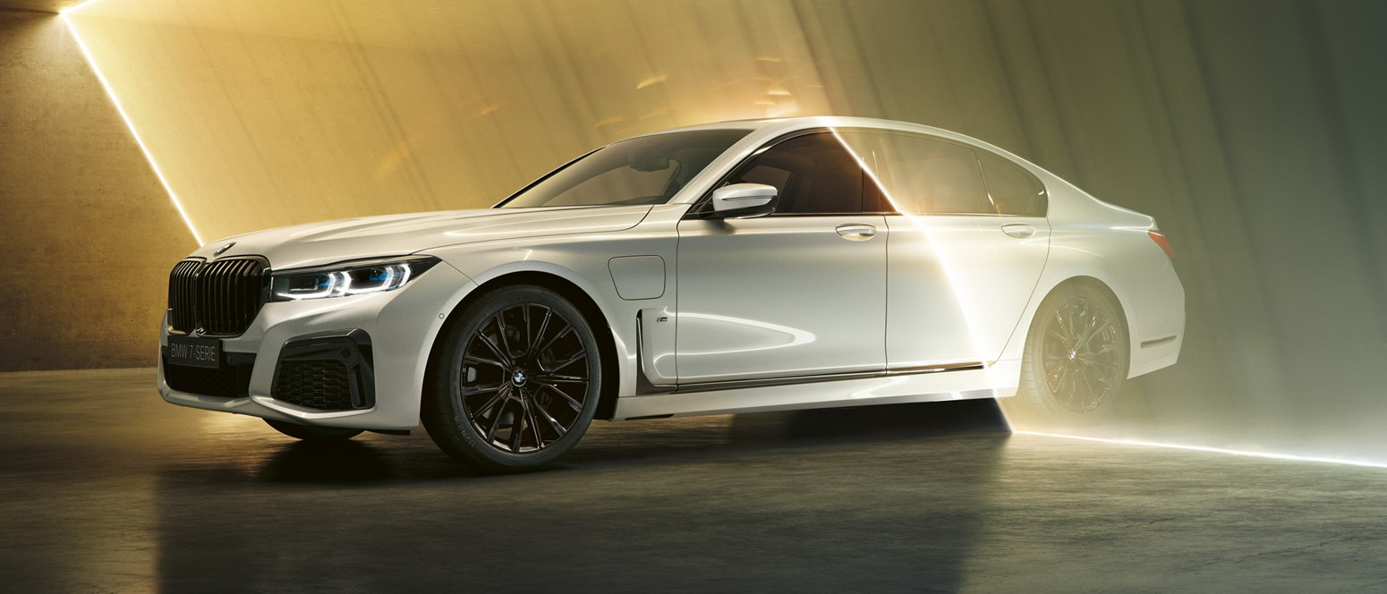 BMW 7-serie Sedan