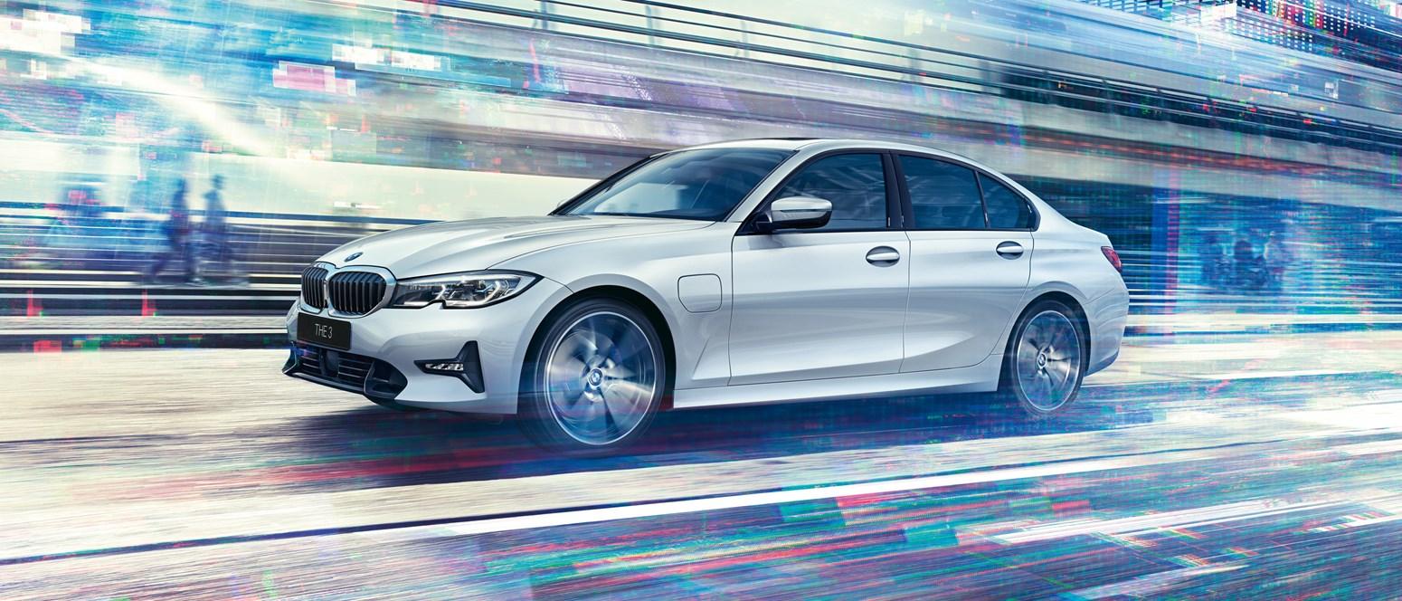 BMW 3-serie Sedan plug-in hybrid