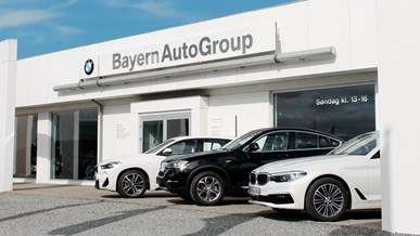 Bayern AutoGroup Holstebro
