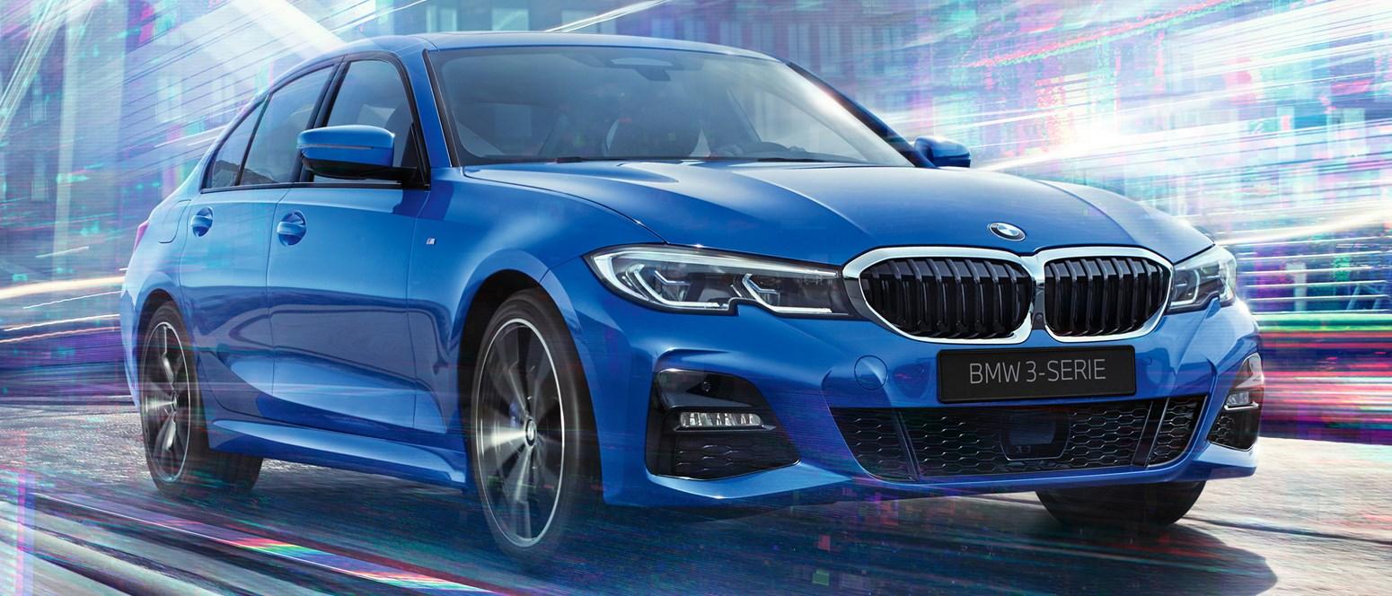 BMW 3Serie SEDAN Gallery 2440X1373 E