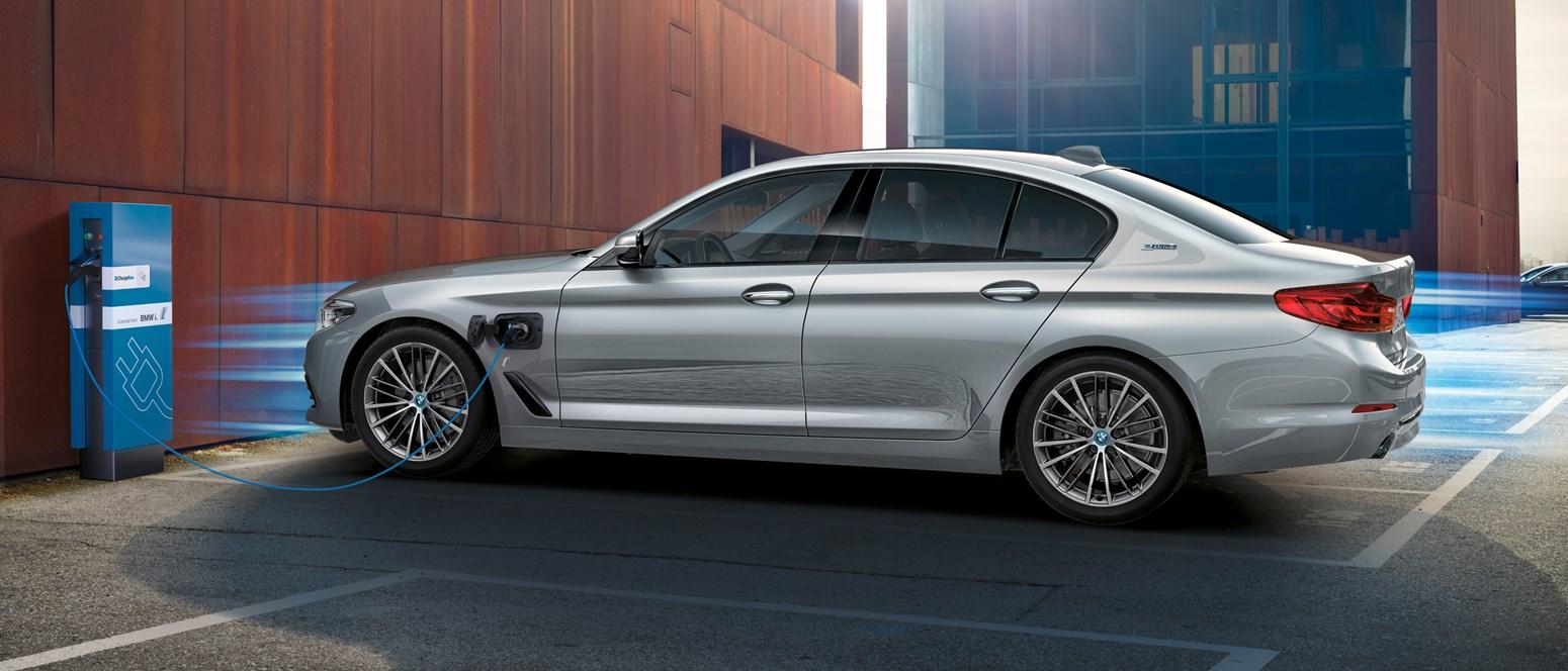 BMW 5-serie Sedan plug-in hybrid