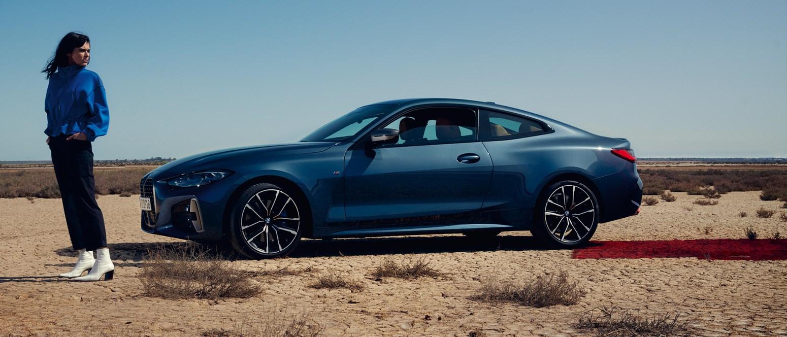 BMW 4-serie Coupé