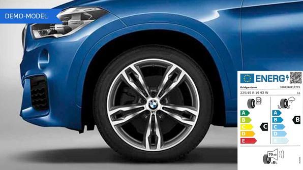 F48-F39 / BMW X1-X2 Style 572M
